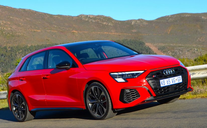 Wolf in Sheep's Clothing: Testing the 2022 Audi S3