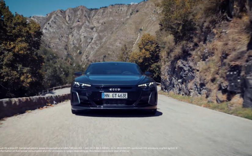 Past Legends Look Toward Future of Audi Quattro