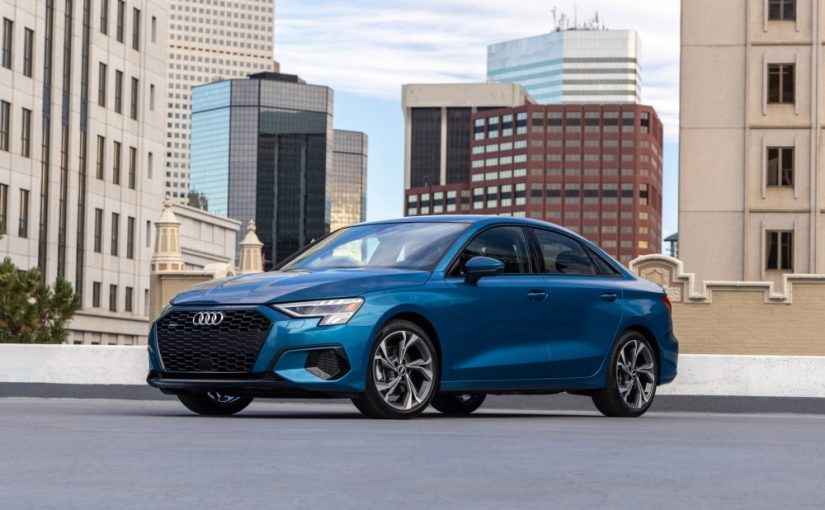 2022 Audi A3 Goes On Sale with a Standard MHEV Model