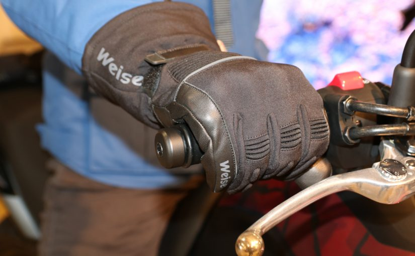 New Weise Nomad Winter Motorcycle Gloves
